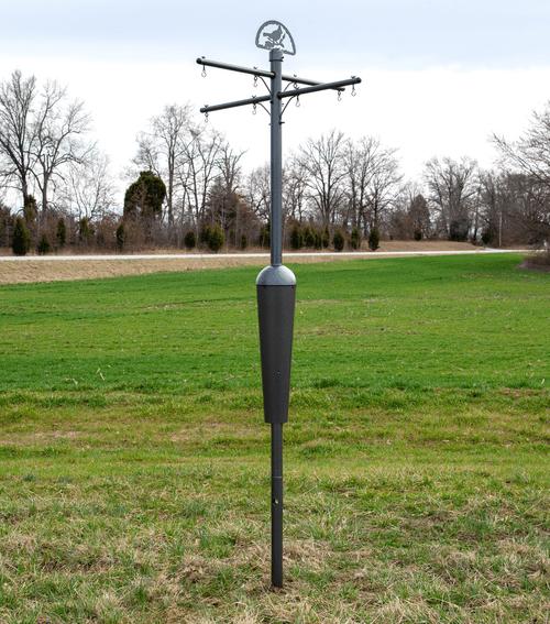 Squirrel Stopper Deluxe bird feeder pole system