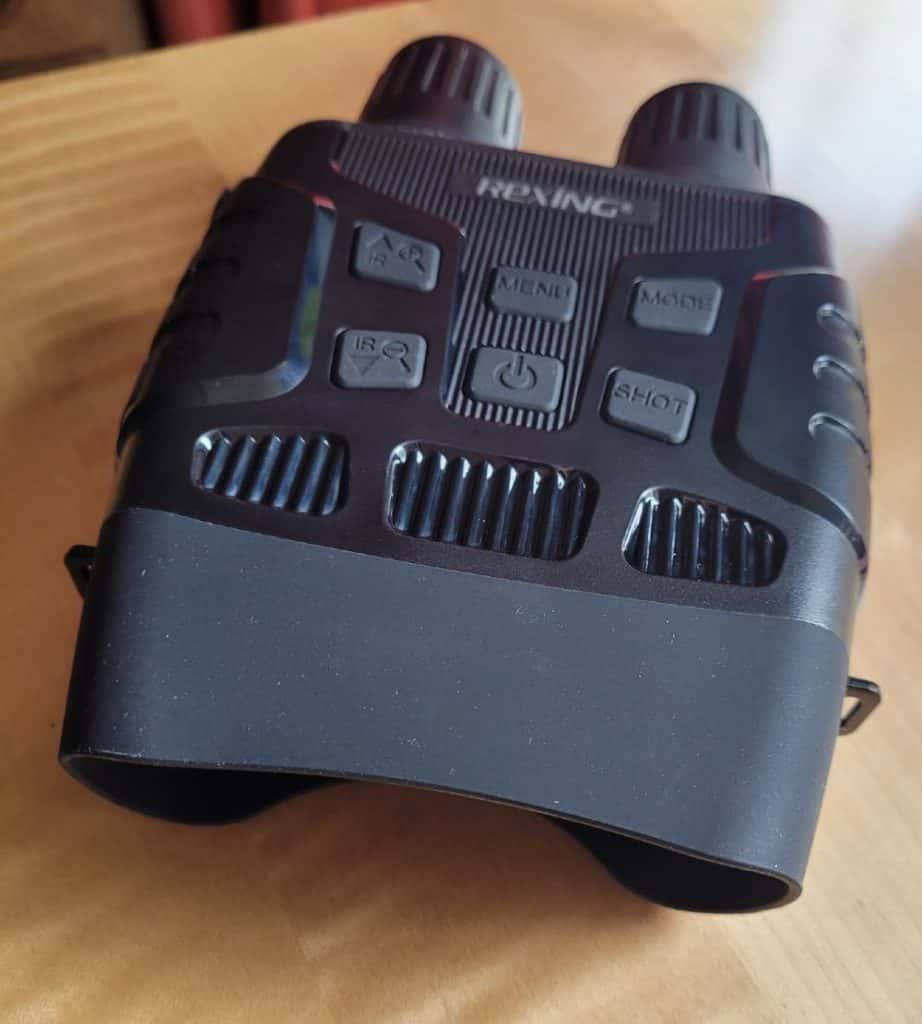 Rexing B1 binocular camera