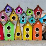 diy cardinal bird feeders